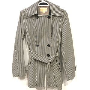 NWT Michael Kors Striped Jacket